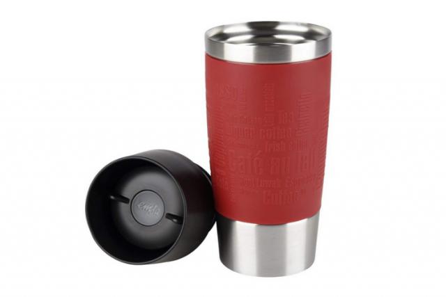 Emsa Travel Mug : un thermos isotherme de bonne qualité ?  Test et Avis