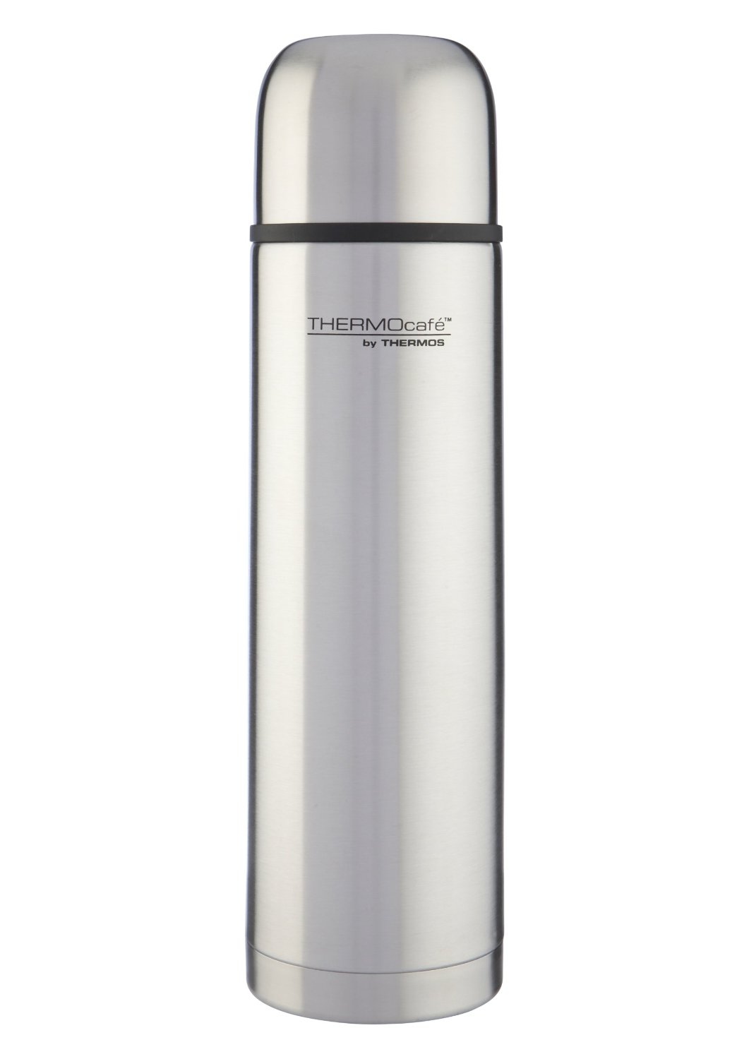 Thermos thermocafe stainless steel flask 0 5l et 01l for Thermos caffe